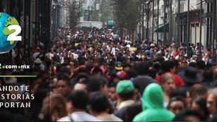 Estudiantes del IPN buscan generar energía con pisadas de peatones de la Calle Madero