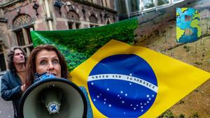 Deforestación en Brasil sin control; superó los 10 mil kilómetros cuadrados en 2019