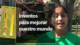 Estudiante de 13 años inventa un dispositivo de energía renovable