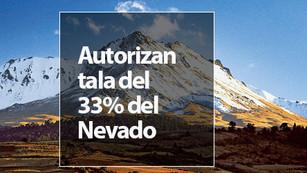 De la estupidez a la locura: el Nevado pierde el 33% de su zona forestal. Bienvenidos a Mordor