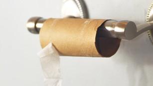 Papel de baño cada vez menos sostenible