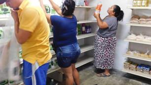 Nuevo León abre tienda de trueque: trash for food
