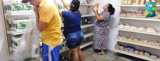 Trash for food, Nuevo León abre tienda de trueque