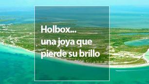 ¿Qué está pasado en Holbox?
