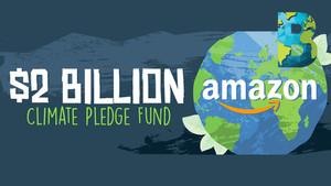 Climate Pledge Fund: Amazon invertirá 2 mil millones de dólares para tecnologías climática
