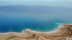El Mar Muerto está desapareciendo rápidamente