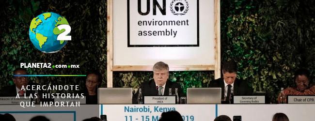 iv asamblea ONU Medio Ambiente 2019
