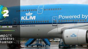 CO2ZERO, el programa de KLM para disminuir tu huella de carbono cuando viajes