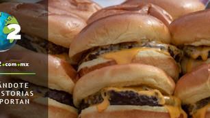 ¿Cuánto le cuesta al medio ambiente tu hamburguesa?