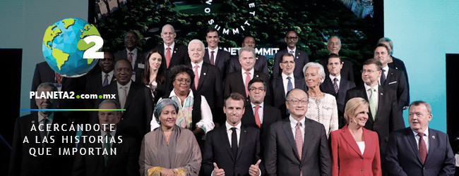 one planet summit 2018