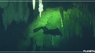 Investigadores encuentran cueva submarina más grande del mundo en Yucatán