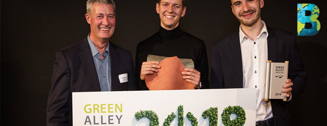 Una alternativa al cuero a partir de gelatina gana el Green Alley Award 2019