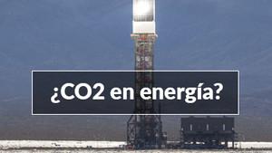 GE quiere usar el CO2 para baterías solares