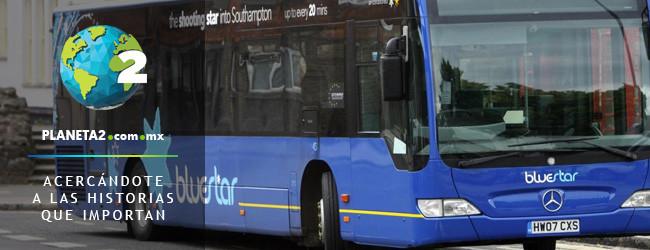 bluestar autobus