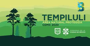 Tempilui, de tiradero a área protegida en Tláhuac, CDMX