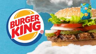 Burger King: 'El futuro apesta mejor'. La iniciativa que busca disminuir el metano de gases de vacas