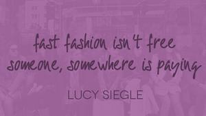 """¿Qué es el """"fast fashion"""" y por qué debería importarnos?"""