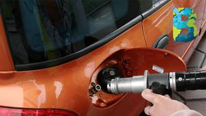 Egipto migrará a vehículos y transporte público híbridos que funcionen con gas natural comprimido