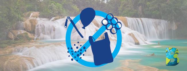 Chiapas prohibe plásticos de un solo uso