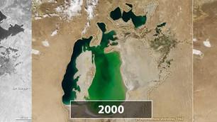 Mar de Aral: el adiós a uno de los grandes lagos