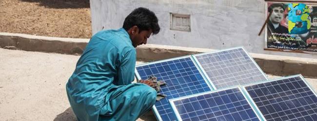 Pakistán generará el 20% de su energía con renovables para el 2025