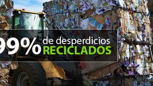 Suecia: hacia el 0% de desperdicios