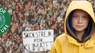 #WeekForFuture, Thunberg pide escuchar a la ciencia