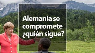 Alemania se compromete con el planeta, México a la espera