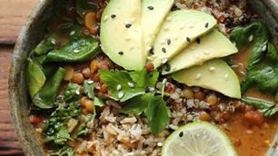 Lentejas, un alimento sustentable y nutritivo