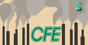 CFE usará más combustóleo, acelerando el cambio climático