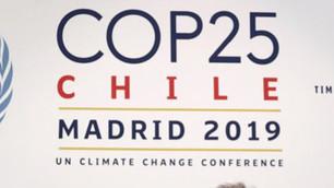 COP25, ONU exige mayores medidas climáticas: es #TiempoDeActuar