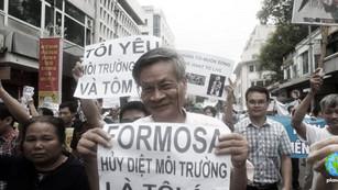 Blogger vietnamita es encarcelado por 7 años por informar sobre un derrame tóxico
