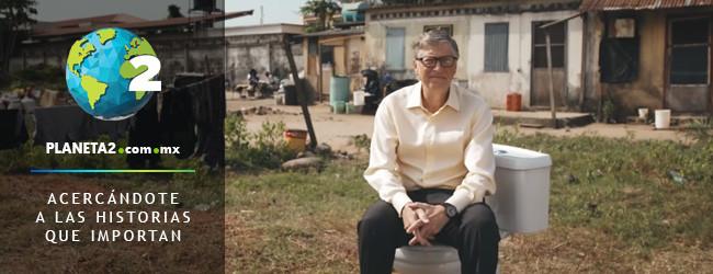 Bill Gates Toilets inodoro