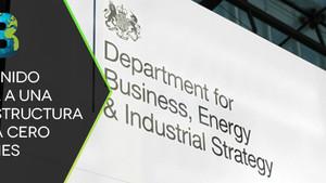 Reino Unido destinará mil millones de libras a infraestructura pública para ser cero emisiones
