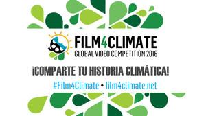 FILM4CLIMATE, ¡cuenta tu historia!
