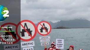 Noruega dice no a la exploración de petróleo en el Ártico