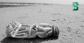 Marea plástica invade playas mexicanas protegidas, ¿todavía crees que 'solo' es una botella de agua?