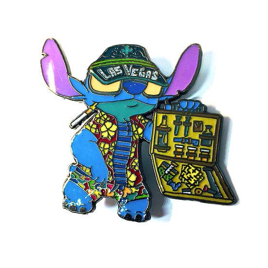 Hunter S. Thompson Lelo and Stitch Mash Up Hat Pin