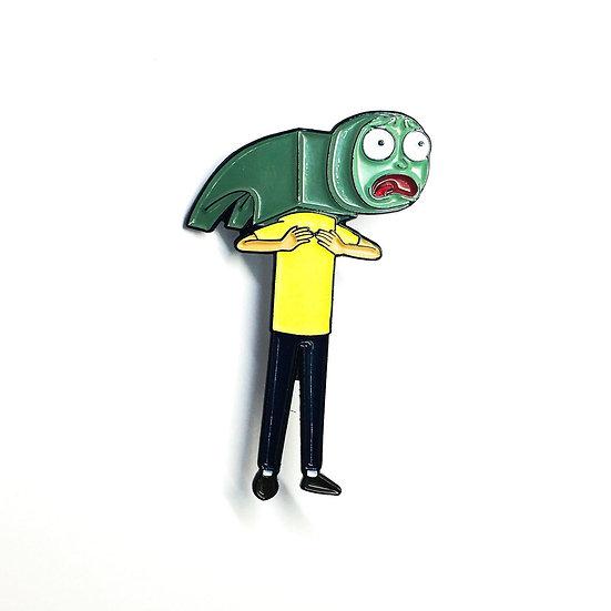 Rick & Morty Hammer Morty Hat Pin