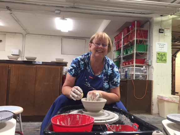 Yellie Lawrence, Clay Instructor