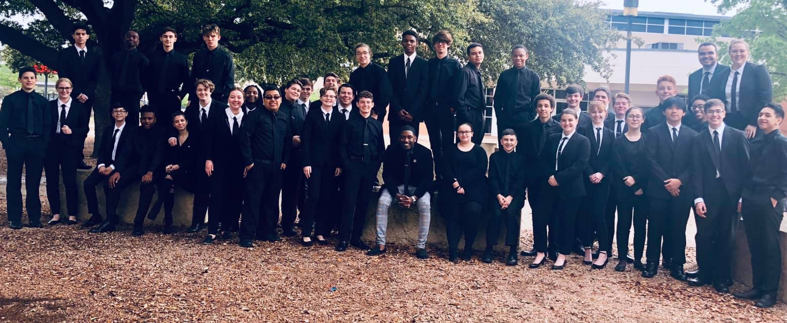 Both Legacy Jazz Orchestras recieved SUPERIOR ratings at the 2019 Chet Baker Jazz Festival