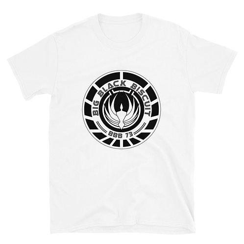 Battlestar WHT T-Shirt