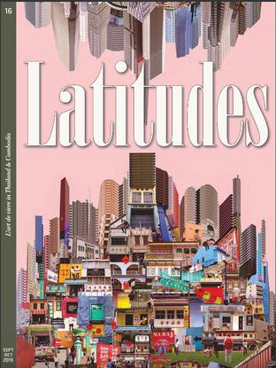 LATITUDES COVER 16