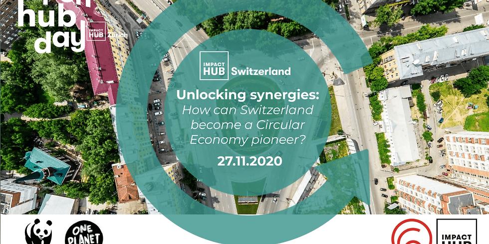 Unlocking Synergies – Kann die Schweiz Kreislauf-Pionier werden?