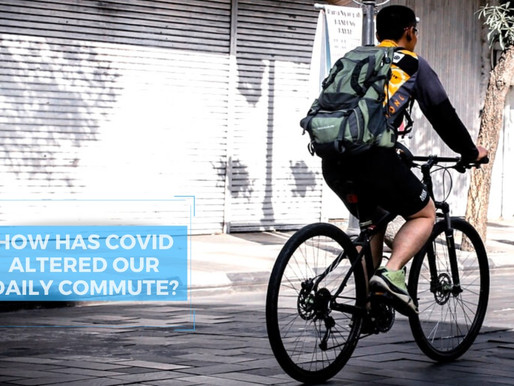 How Has Covid Changed Our Daily Commuting Routine!