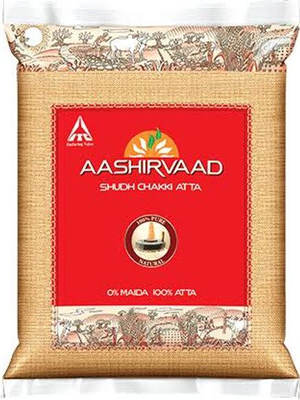 Aashirvaad Shudh Chakki Whole Wheat Atta -10 Kg