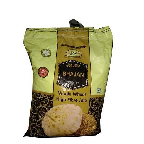 Bhajan Whole Wheat High Fibre Atta