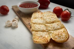 Garlic Bread and Sauce