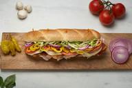 Turkey Bacon Sub