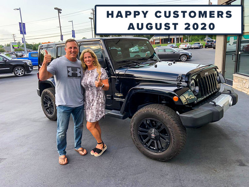 Happy Customers | August 2020